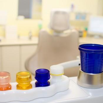 Moderne Zahnarztpraxis in Darmstadt