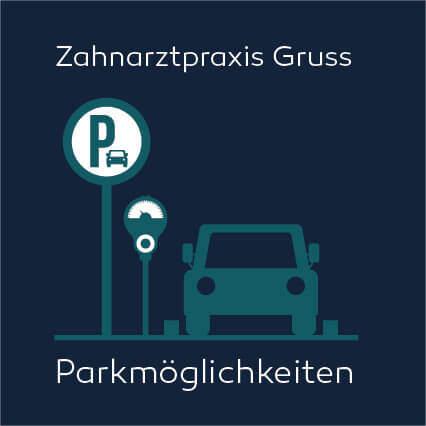 Parkplätze Zahnarzt Darmstadtdt